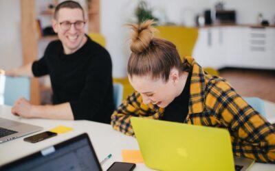 4 gode råd til at booste arbejdsglæden