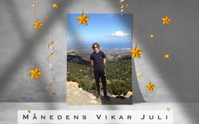 Månedens Vikar – Juli